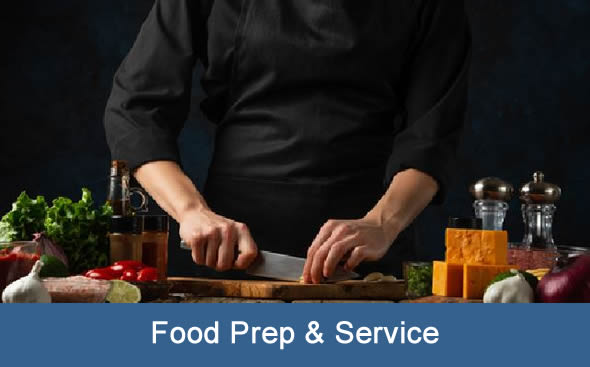 Food Prep & Service